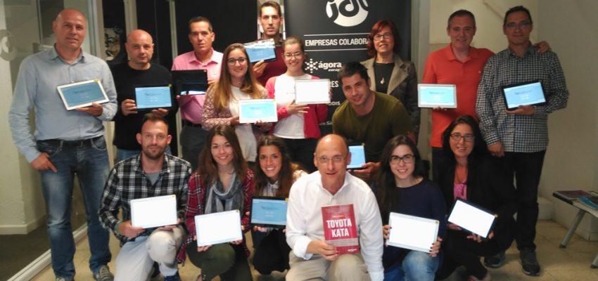 Lean Kata En ICIL Barcelona