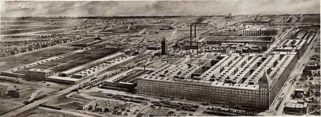 Fábrica De Hawthorne
