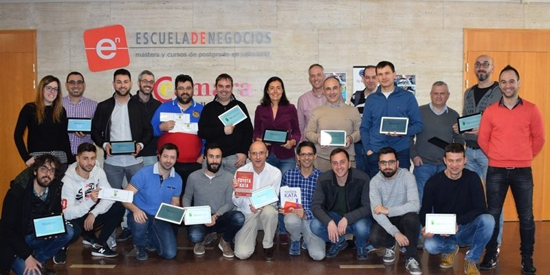 Lean Kata En El Master Industria 4.0 De Valladolid