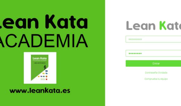 Lanzamiento Primer Curso Academia Lean Kata FORMACIÓN 15 Octubre