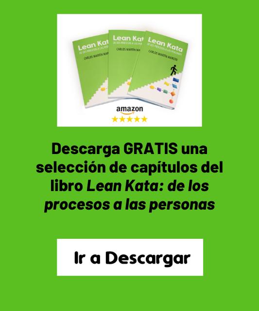 Descarga GRATIS una selección de capítulos del libro Lean Kata_ de los procesos a las personas