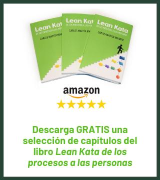 Banner descarga gratis del libro 'Lean Kata de los procesos de las personas'