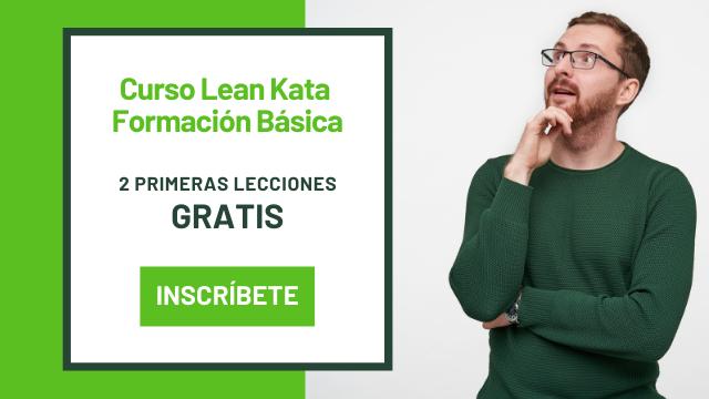 Lean Kata Formación Básica DEMO - 2 lecciones GRATIS
